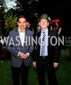 Christian Zapata,Garrett Peck,,May 15,2013,Woodrow Wilson House 25th Perennial Garden Part