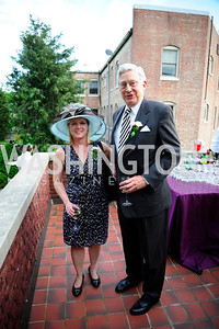 Stephanie Meeks,Ken Woodcock,May 15,2013,Woodrow Wilson House 25th Perennial Garden Party,Kyle Samperton