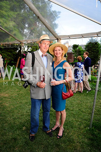 Jack MacGuire,Erin Kelly,May 15,2013,Woodrow Wilson House 25th Perennial Garden Party,Kyle Samperton