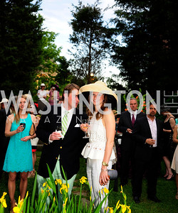 Jack Eshelman,Katy Goeke,May 15,2013,Woodrow Wilson House 25th Perennial Garden Party,Kyle Samperton