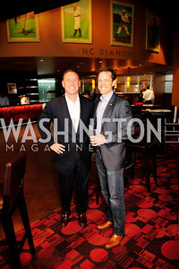 Don Caron,Mike Manatos,March 21,2013,Zero Prostate Cancer Night Out at Nationals Park,Kyle Samperton