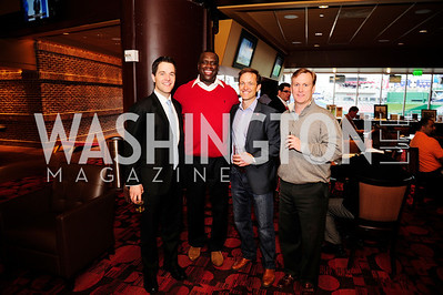Tom Manatos,Dexter Manley,Mike Manatos,John Thompson,March 21,2013,Zero Prostate Cancer Night Out at Nationals Park,Kyle Samperton