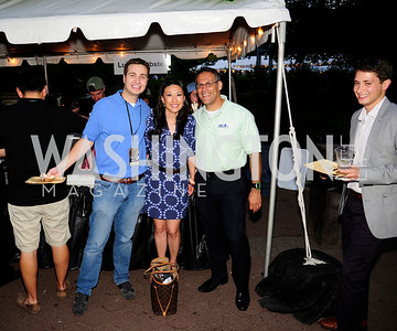 Jason Gittlen,Eun Yang,Matt Glasssman,May 16,2013 .Zoofari,Kyle Samperton