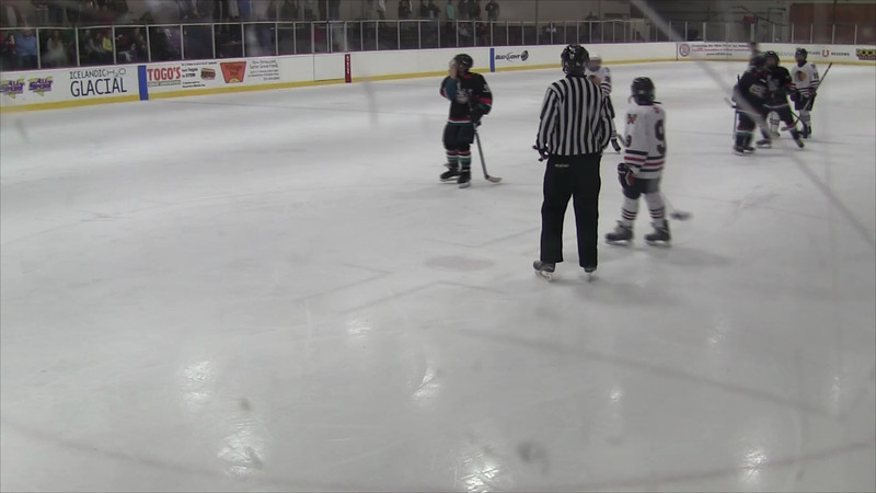 vs Tacoma 1/26/2013 2nd Period Part 2