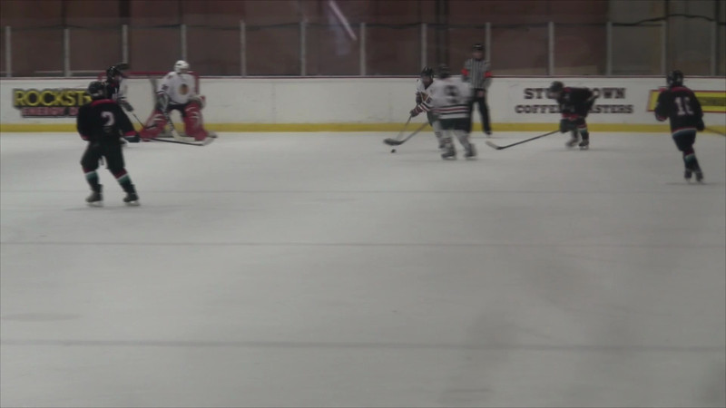 vs Tacoma 1/26/2013 2nd Period Part 3