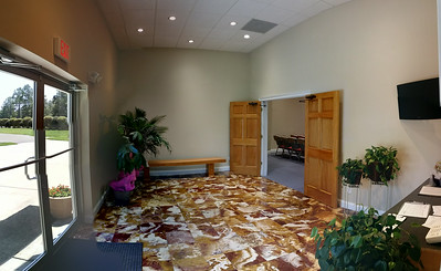 예배당 Lobby