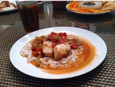 2014-03-19 - Mahi Mahi Stew
