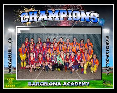 Copa Barcelona Champions