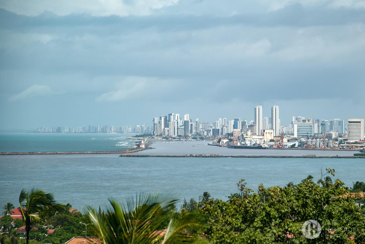 Recife Skyline