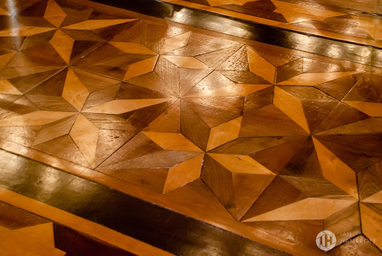 Teatro Wooden Floor