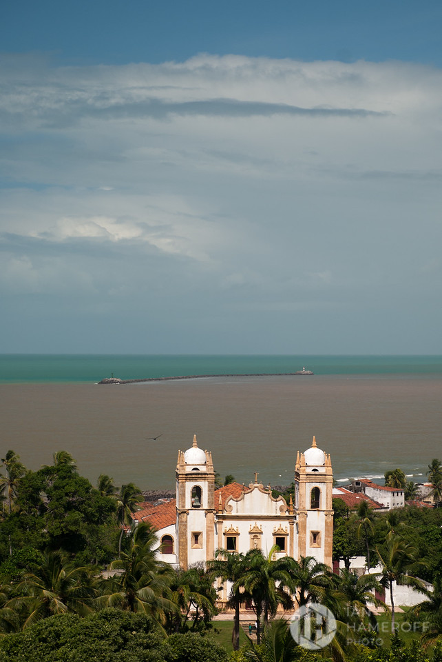 Olinda Church by the Sea