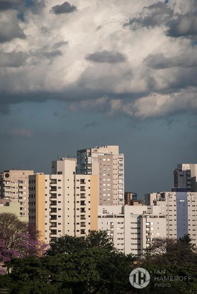 Storm Over São Paulo