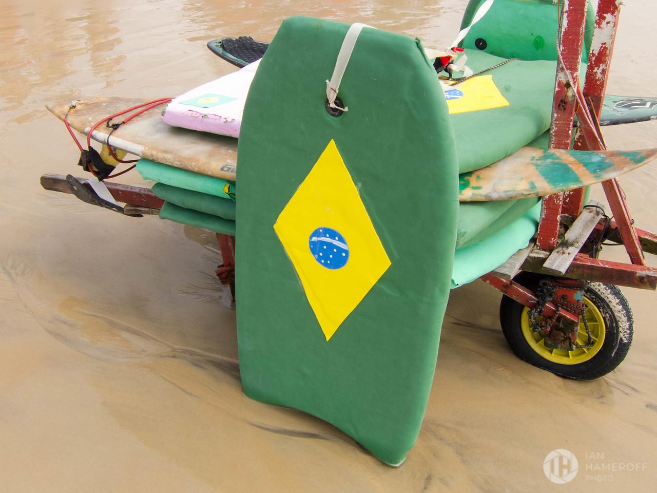 Brazilian Bodyboard