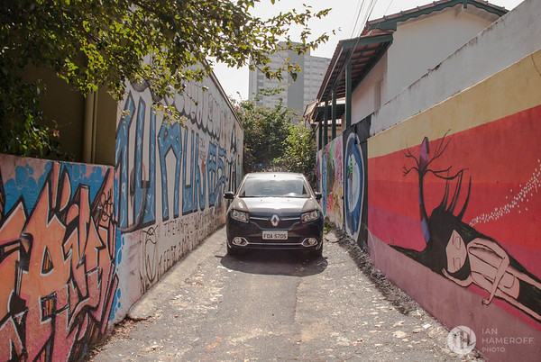 Grafites Parking Spot