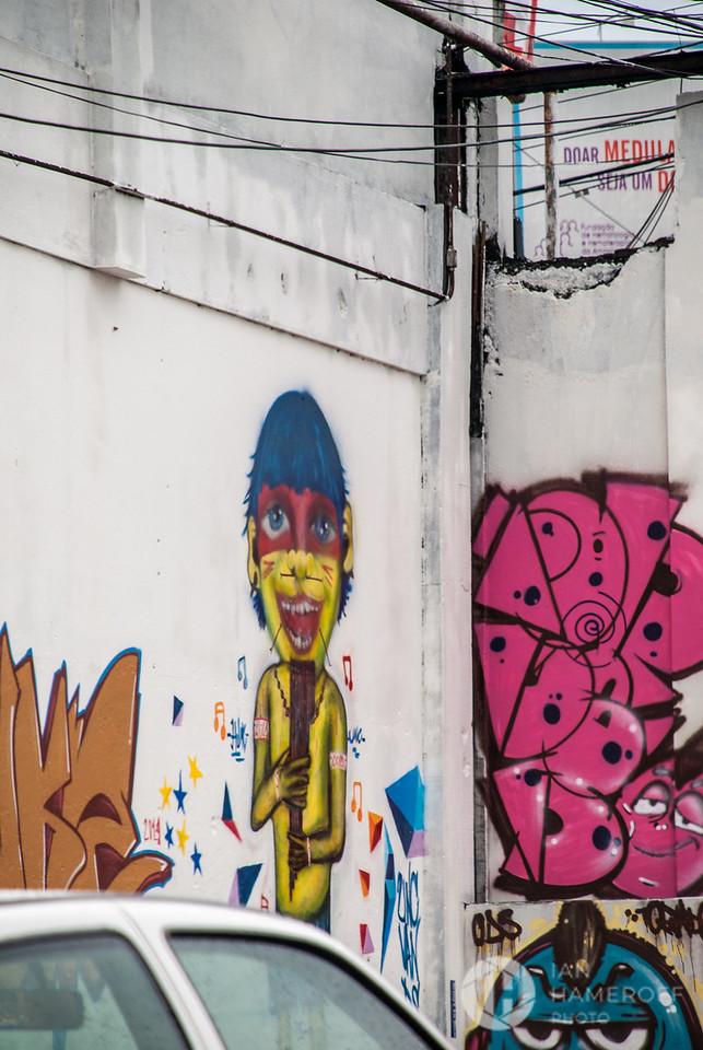 Manaus Street Art