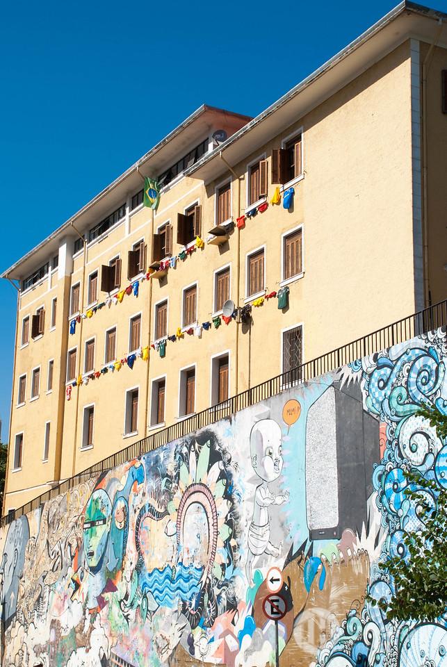 Goethe Institut Graffiti