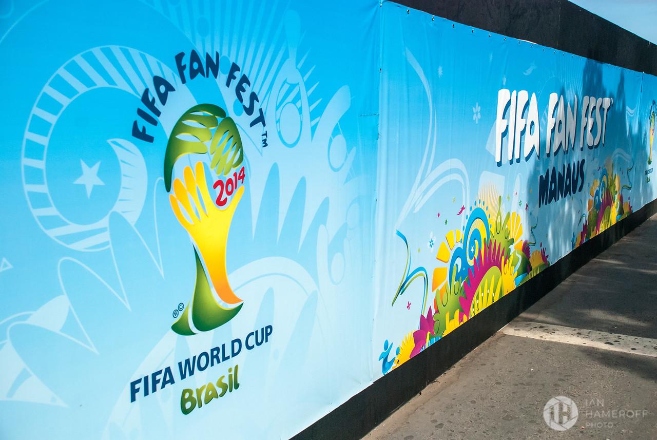 FIFA Fan Fest Manaus