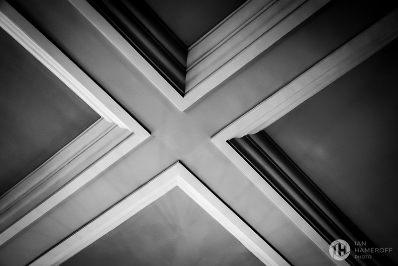 X Marks the Ceiling