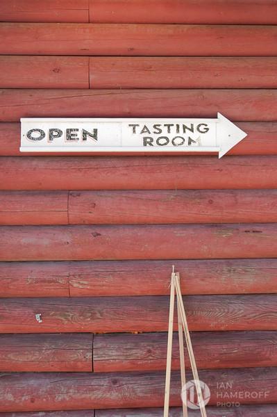 Open Tasting Room