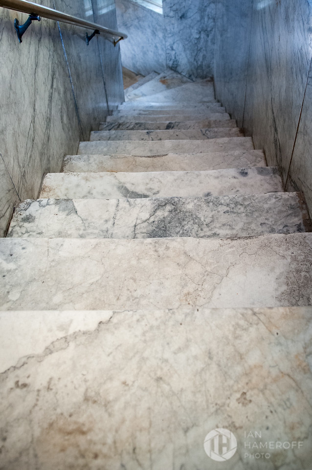 Vista House Stairs