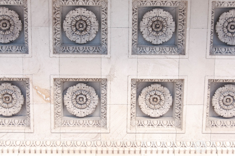 Portico Ceiling