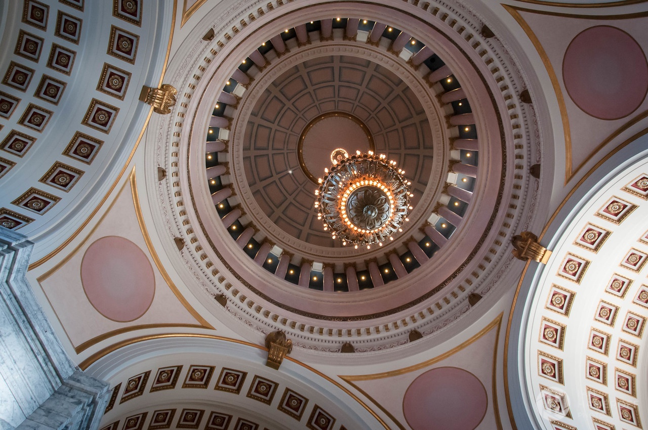 Legislative Building Rotunda