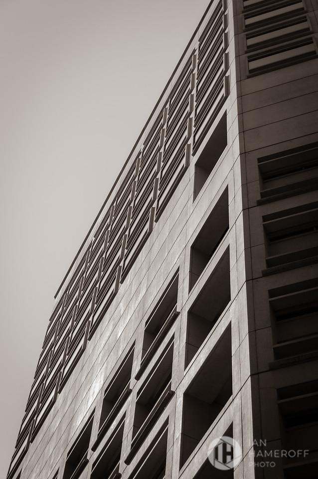 Sepia Building