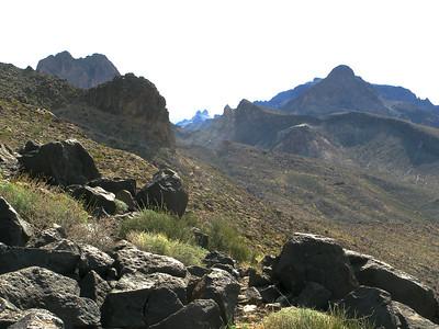 Mopah Peaks