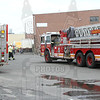 East Hartford Ladder 1 using a spare ladder from Hartford