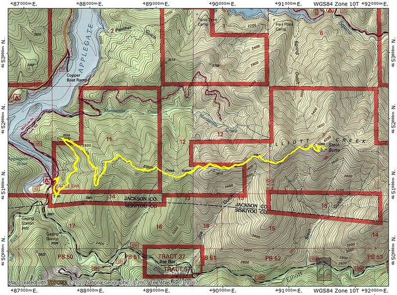 Stein Butte Southern Oregon