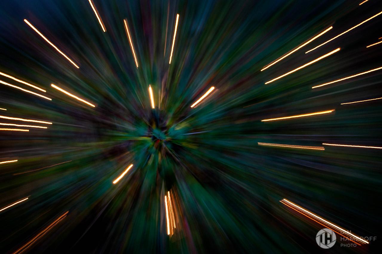Xmas Light-Speed