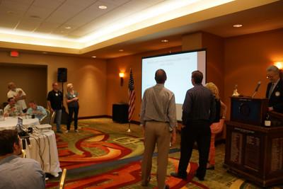 7-14-14 Rotary Meeting - Vitti