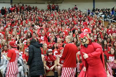2/13 LT Away Code Red Fans