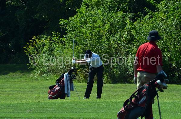 Boys Golf v Circleville