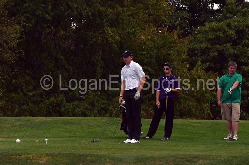 Boys Golf v Zane Trace