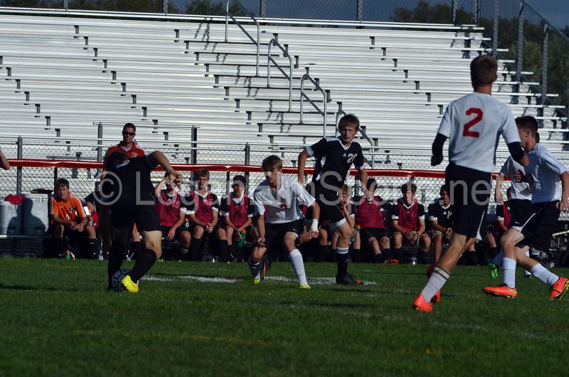 Boys Soccer v Fairfield Union