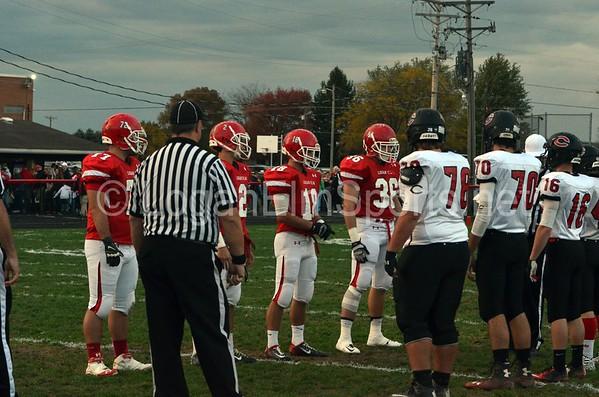 Football v Circleville