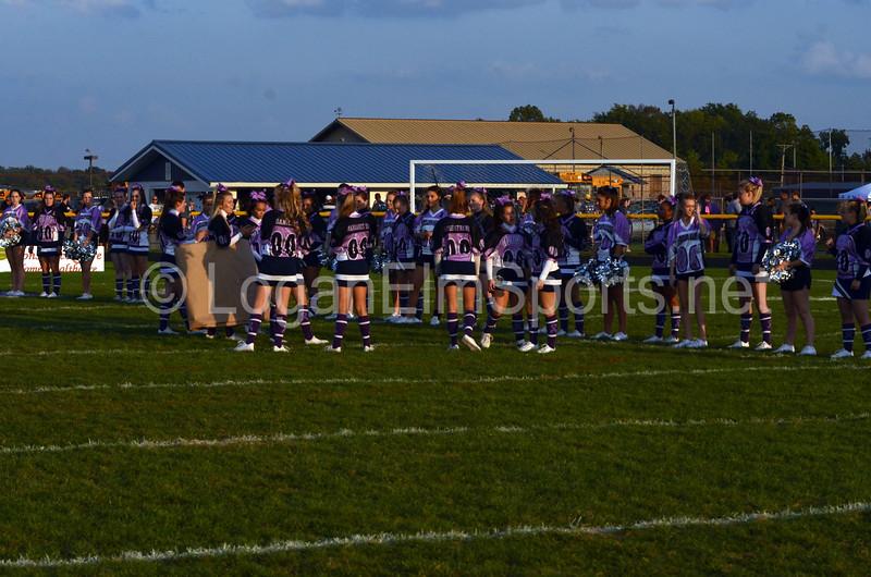 Football v Teays Valley