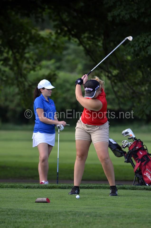 Girls Golf v Circleville