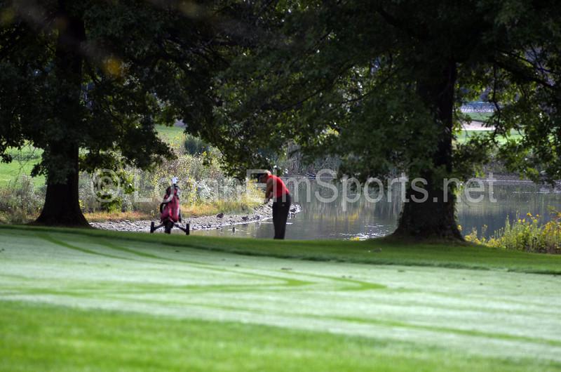 Girls MSL Golf