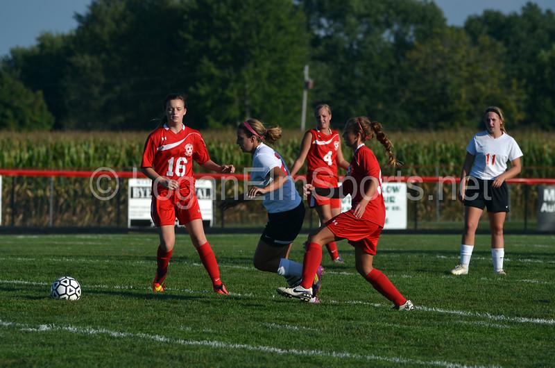 Girls Soccer v Liberty Union