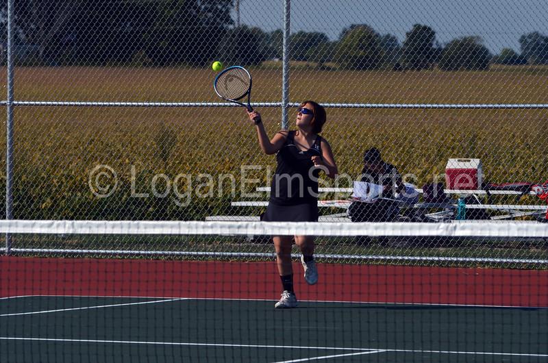 Girls Tennis v Circleville