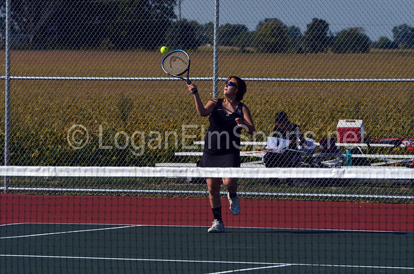 Girls Tennis v Circleville