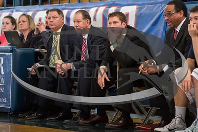 Men's Basketball vs. AIC NE10 Title Game (3/7/15) Courtesy Jim Stankiewicz