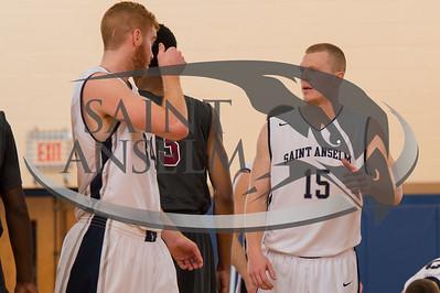 Men's Basketball vs. Franklin Pierce (12/6/14) Courtesy Jim Stankiewicz