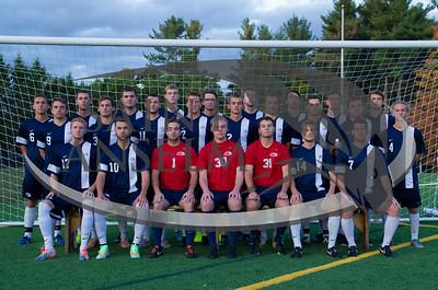Men's Soccer Photo Day (10/10/14) Courtesy Jim Stankiewicz
