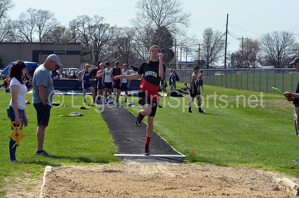 Track @ Teays Valley
