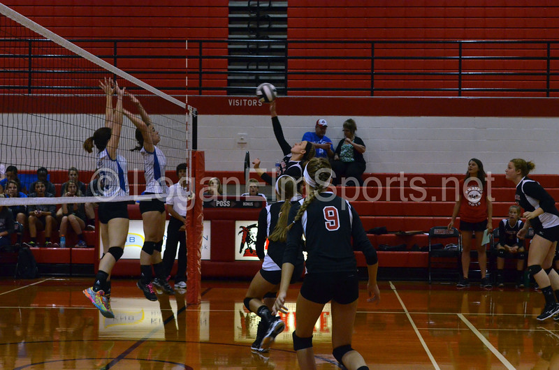 Volleyball v Chillicothe
