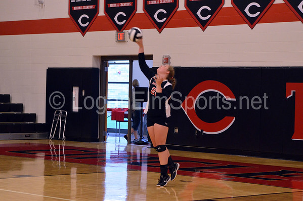Volleyball v Circleville A