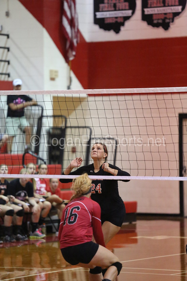 Volleyball v Fairfield Union